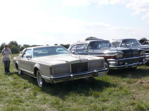 фото американские старые машины
