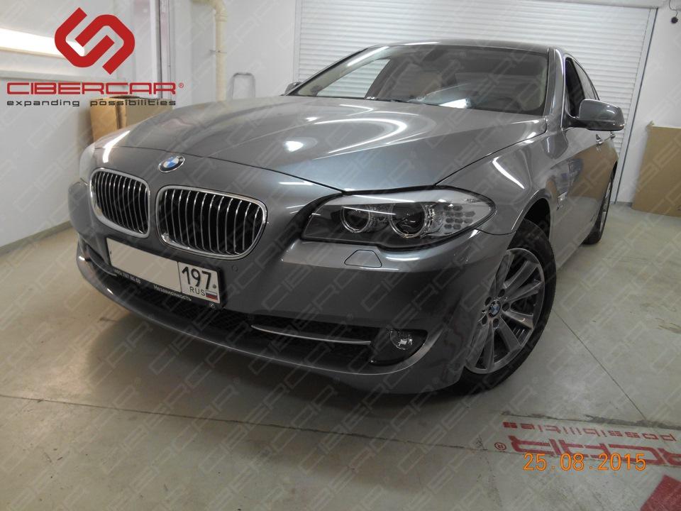 BMW F10 525D xDrive.