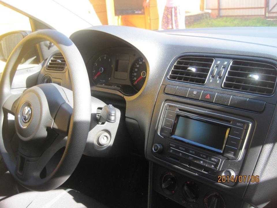 хорошая ли аудиоподготовка в volkswagen polo седан