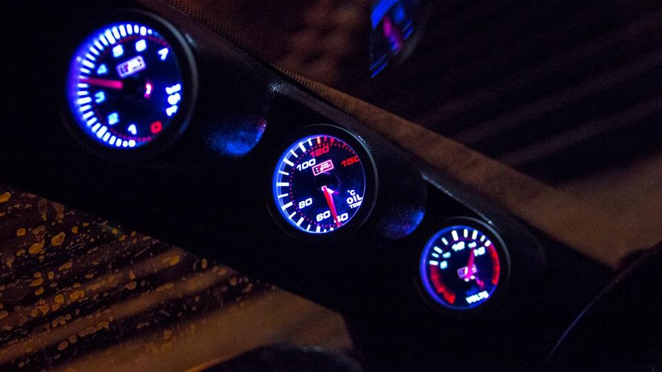 Часы в автомобиль своими руками