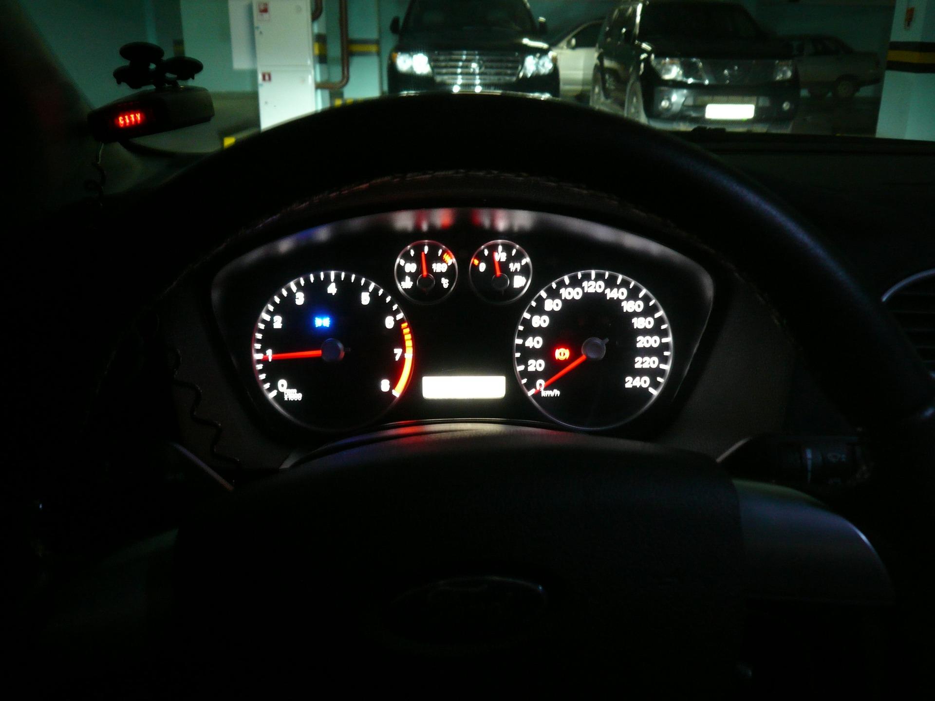 подсветка приборной панели ford mondeo 1