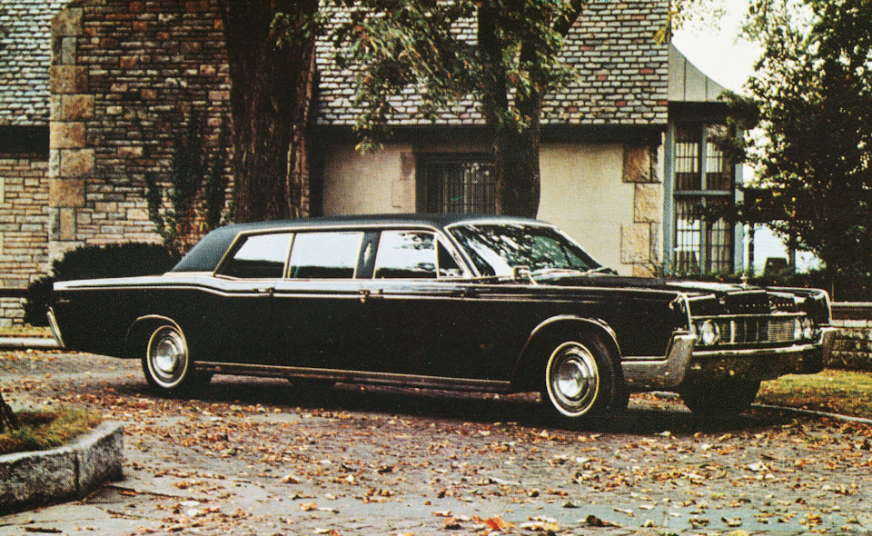1964 lincoln continental executive limousine 1964 lincoln continental executive limousine in. Black Bedroom Furniture Sets. Home Design Ideas