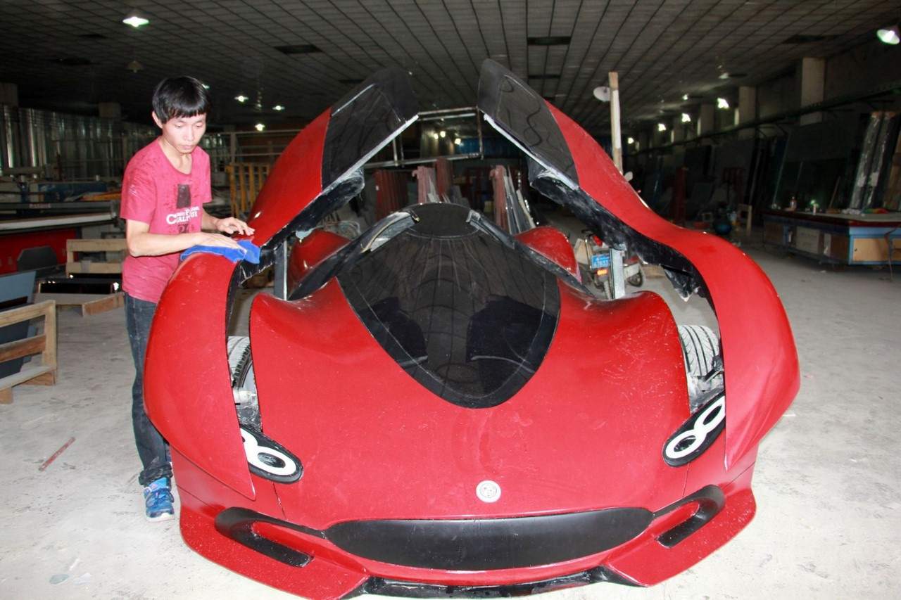 Авто созданные своими руками фото 796