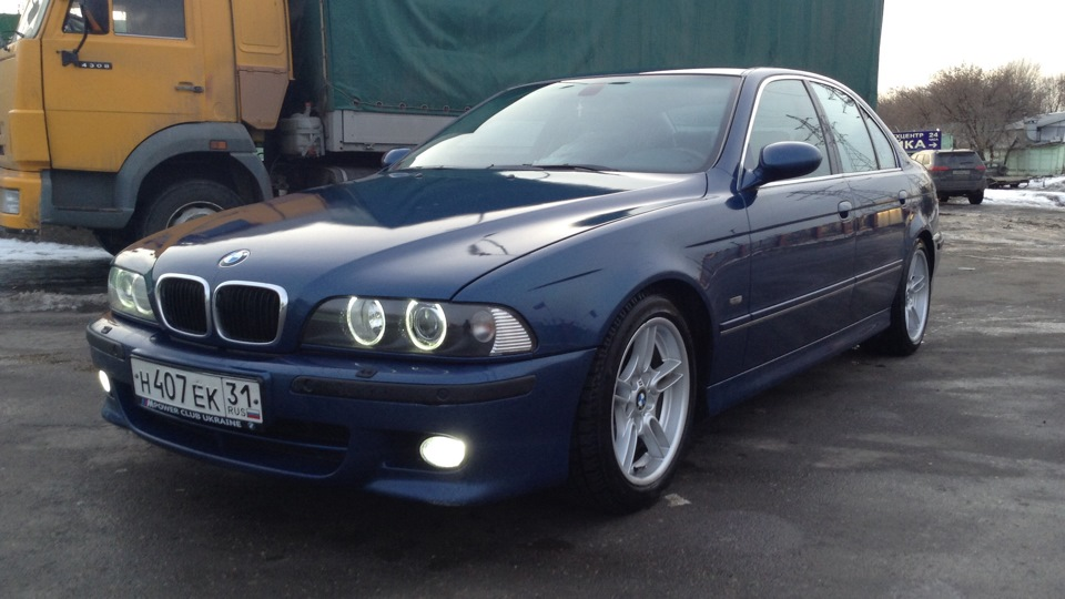 mpower bmw 5 series - photo #11