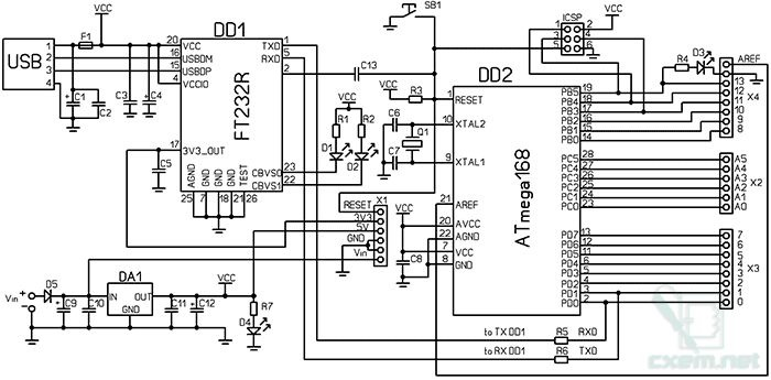 Arduino serial communication with printer - Electrical