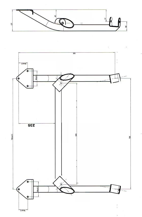 Независимая подвеска на ваз 2109 своими руками чертежи