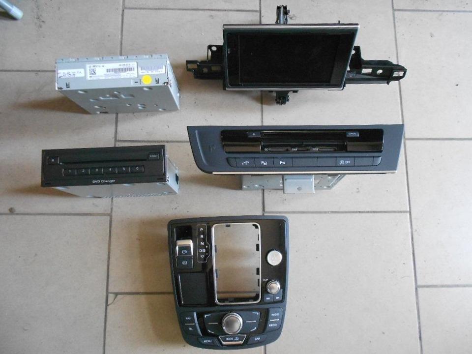ПРОДАМ СРОЧНО комплект на AUDI A6/A7 MMI 3G Plus с SIM — Audi A5
