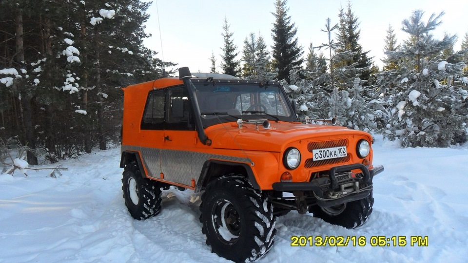Russian Off Road Vehicles That Are In Production Today
