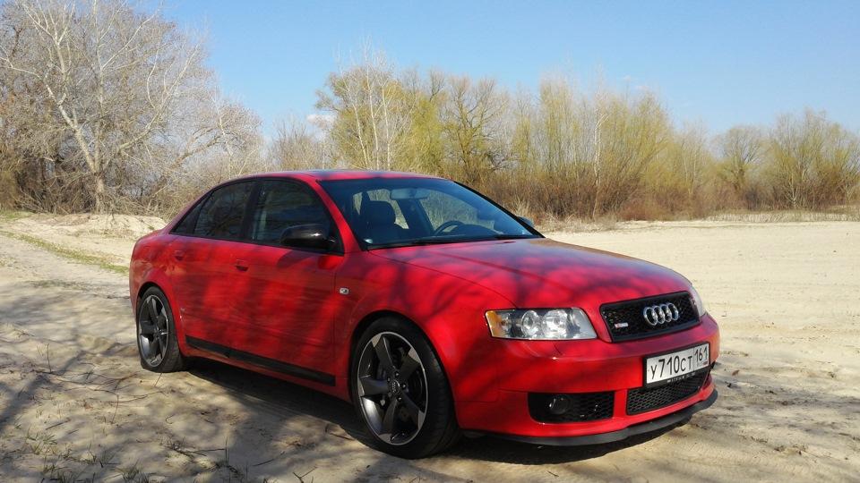 Audi a4 b6 2 7t drive2 for Mueble 2 din audi a4 b6