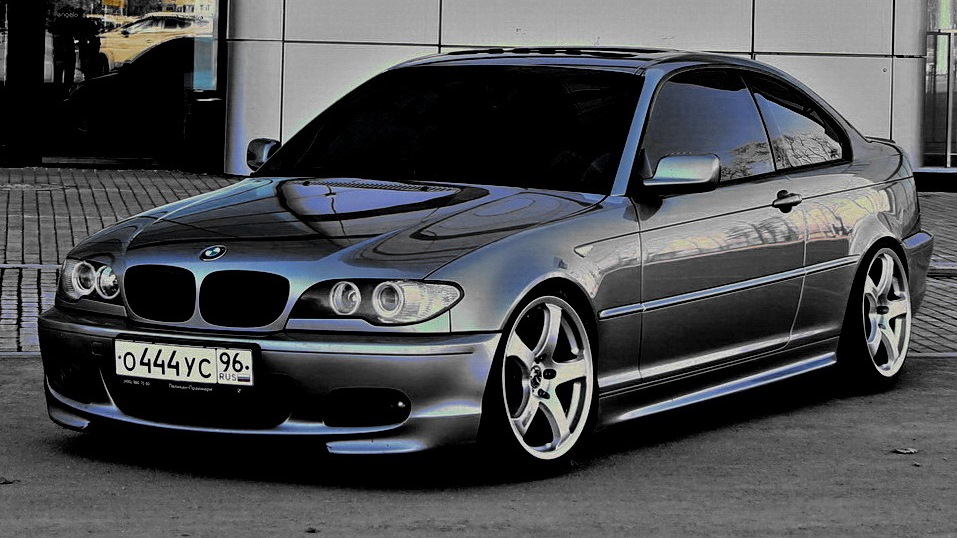 Bmw 3 Series Coupe Japger Drive2