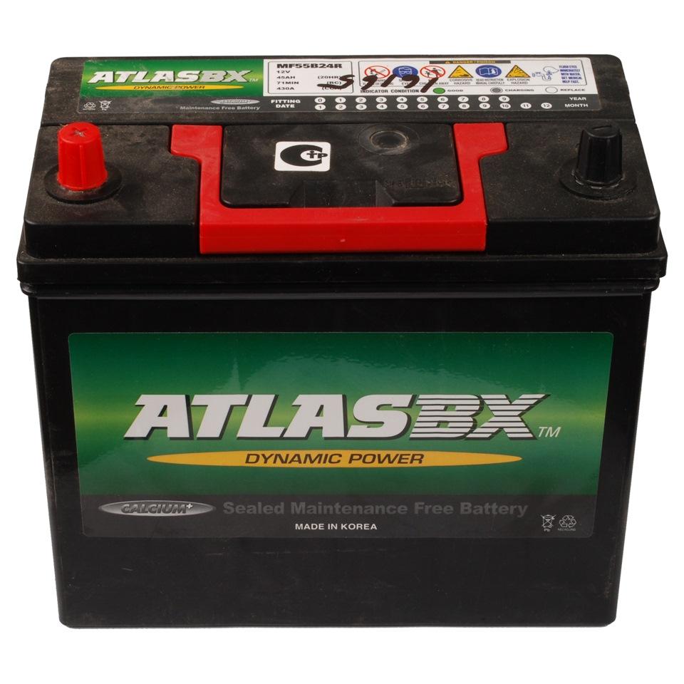 Инструкция аккумулятор atlas