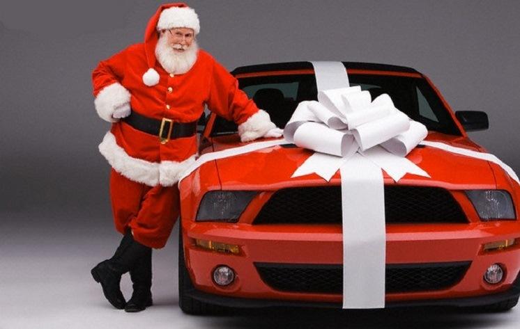 Подарки на новый год водителям
