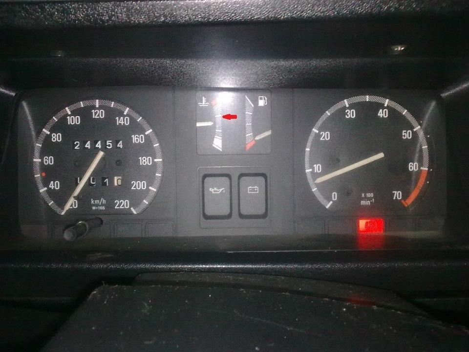 Фото №17 - при какой температуре открывается термостат ВАЗ 2110