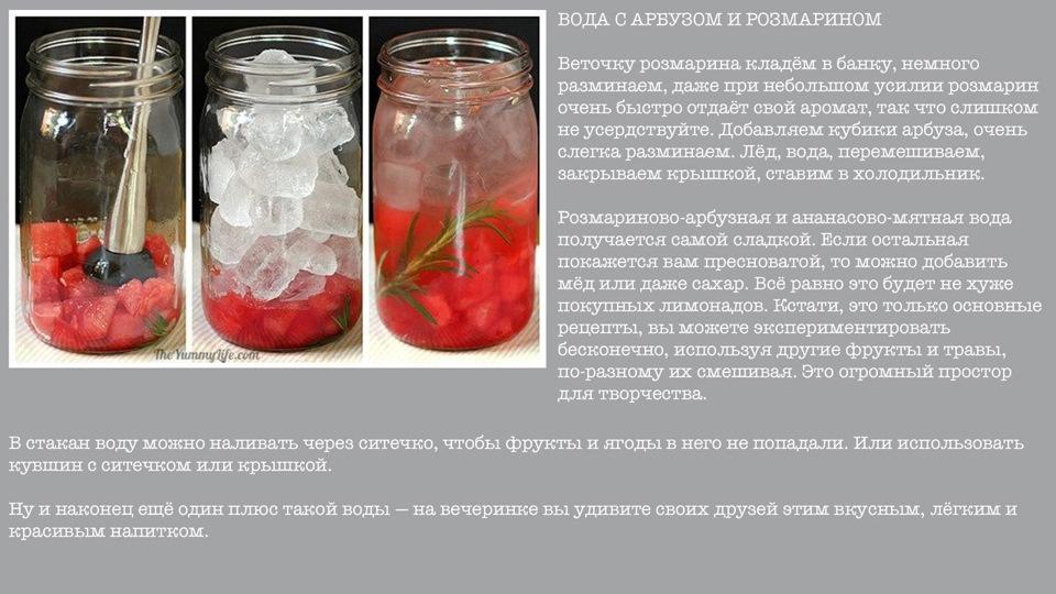 Как приготовить напитки из ягод