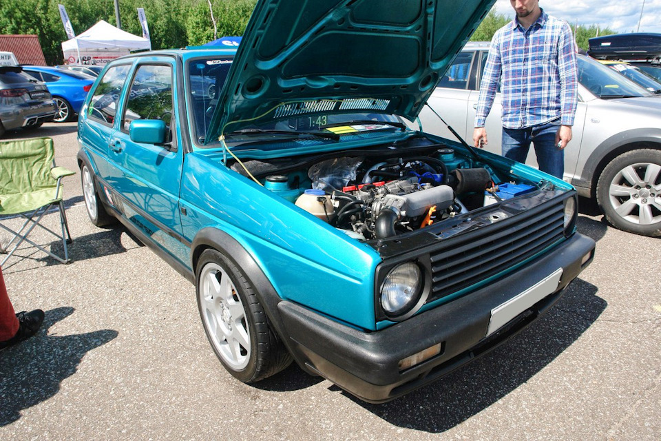 VW Golf2 1.8T Custom