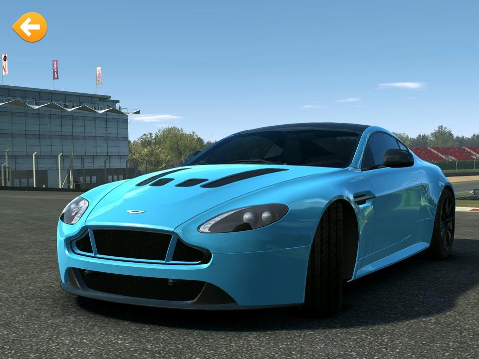 real racing 3. aston martin v12 vantage s. — drive2