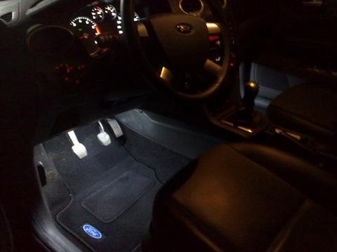 Подсветка ног форд фокус 3 - X-diagnostic