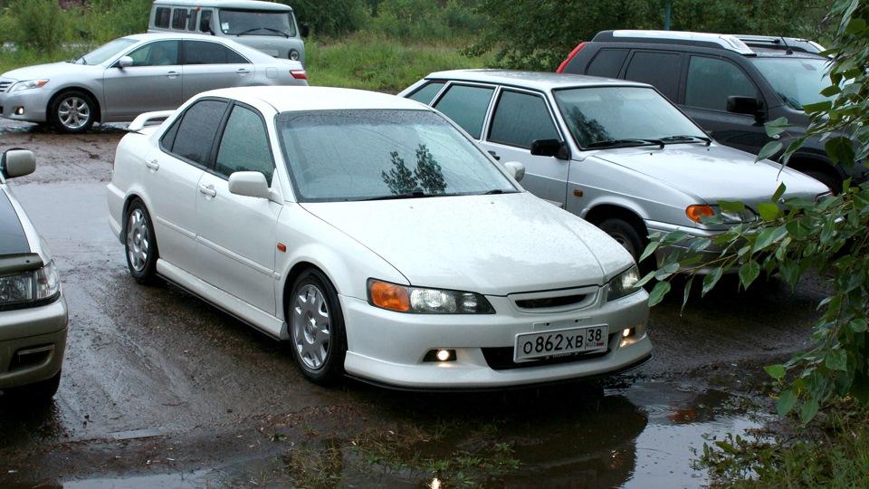 Хонда аккорд 2001 фото