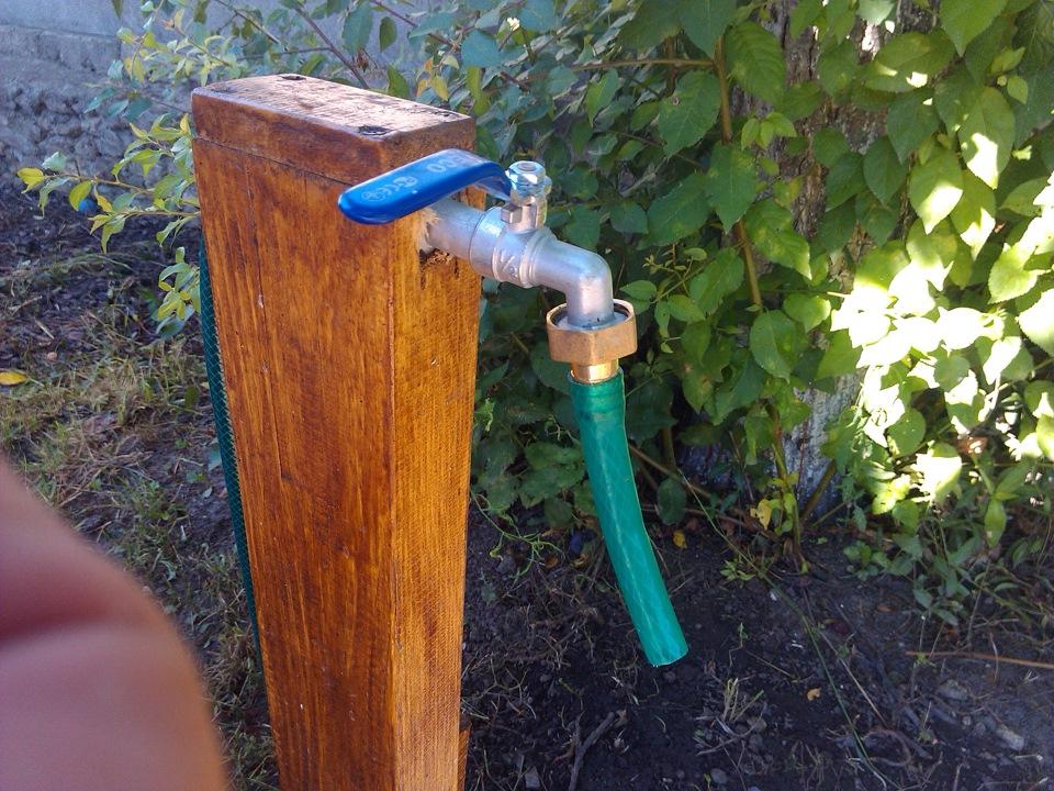 уличные краны для воды фото масло сохранит