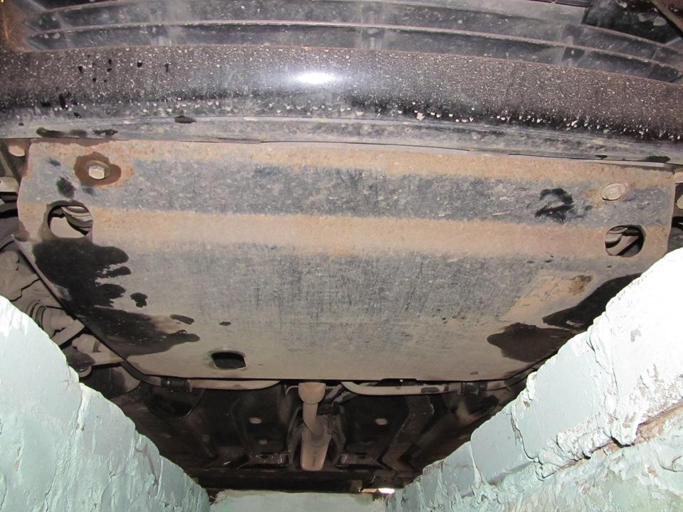 Как заменить масло в коробке передач калины