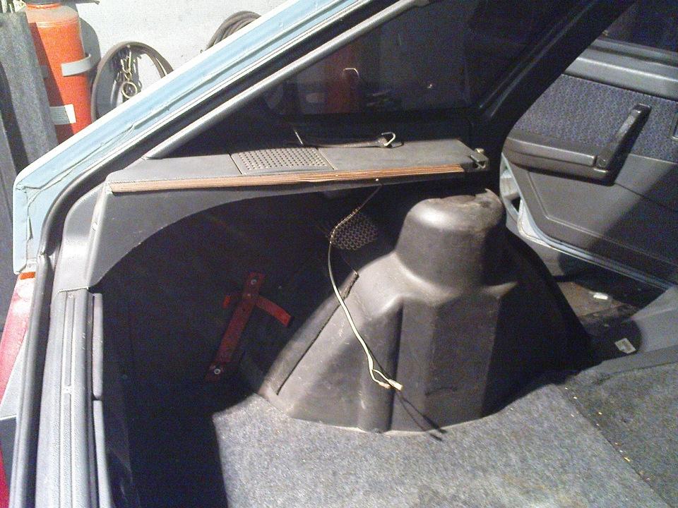 Обшивка багажника ваз 2109 своими руками