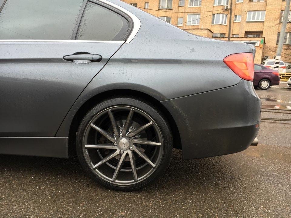 замена сайлентблоков задней подвески BMW e46