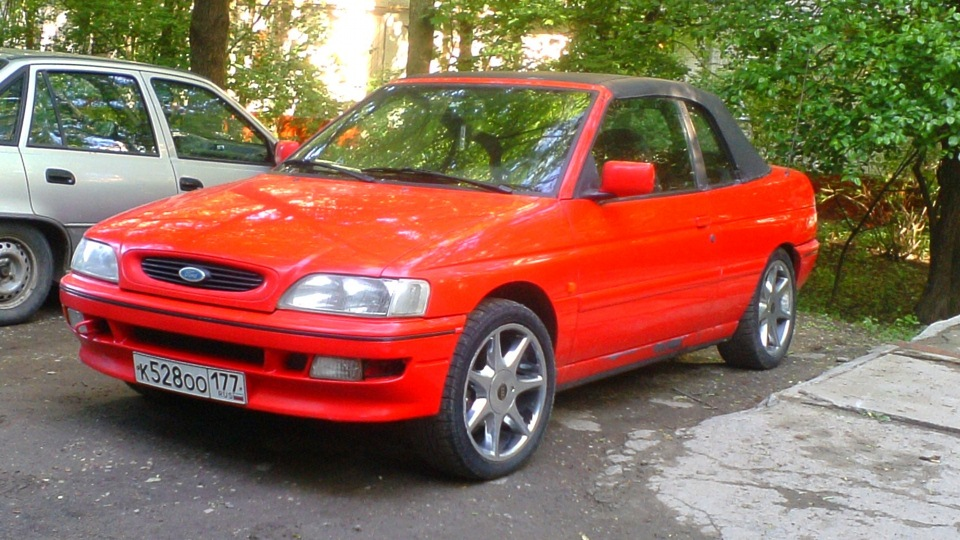 Ford escort mk5 xr3i parts