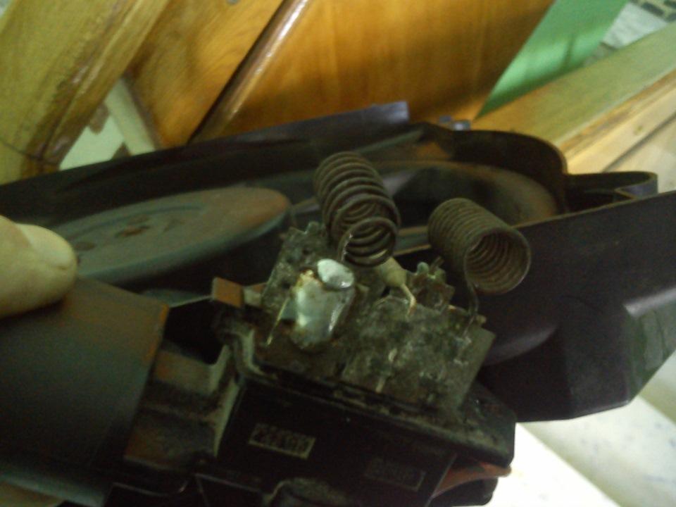 Резистор вентилятора своими руками 48