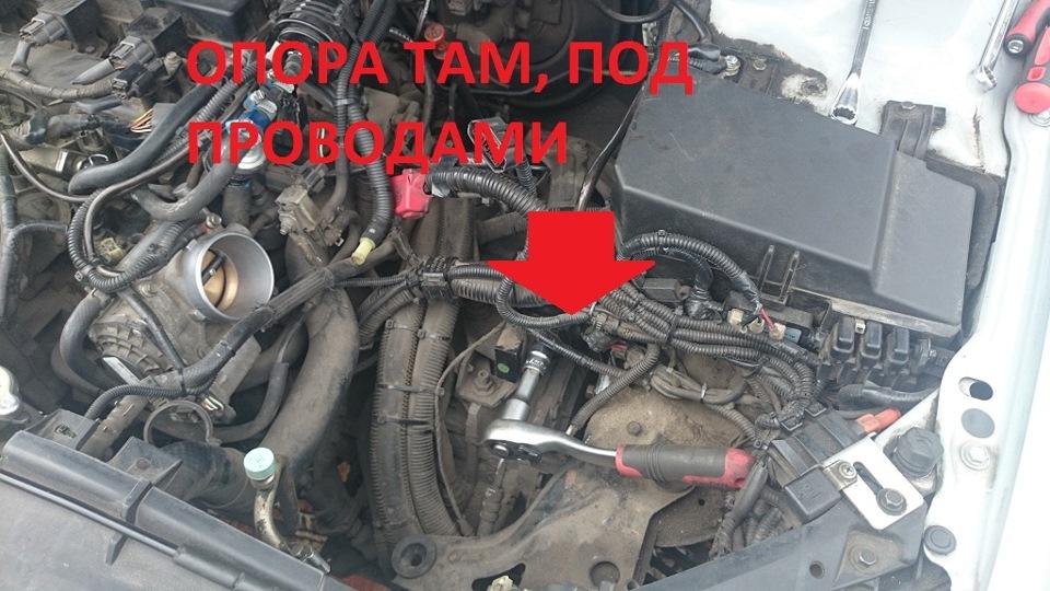 BMW e39 вибрация при включении передачи