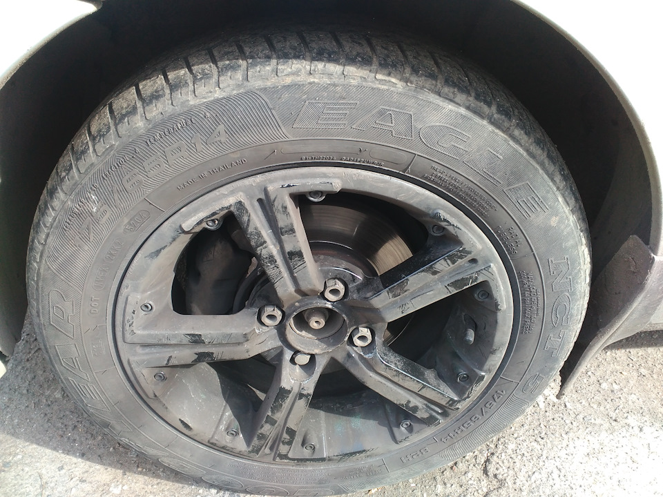renault symbol колеса 185