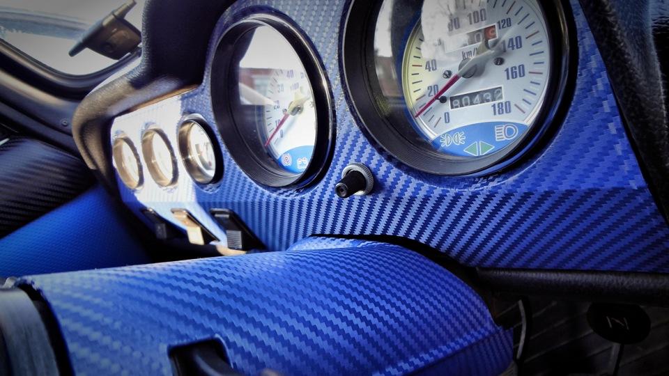 Как сделать панель автомобиля