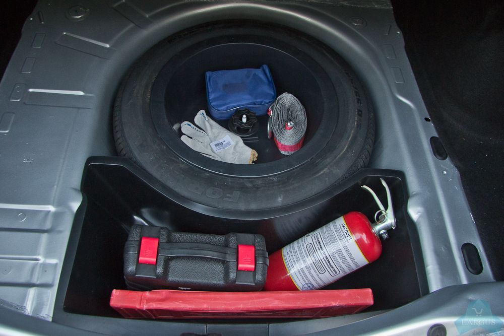 Органайзер в багажник рено логан своими руками 37