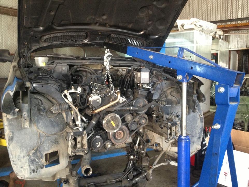 разборка двигателей bmw