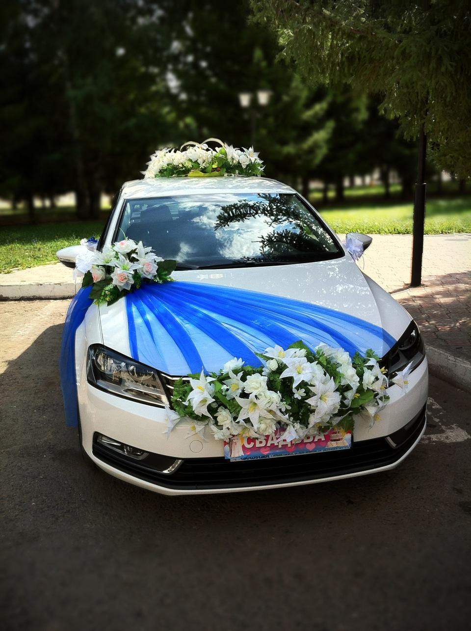 украшение машин на свадьбу фото подчеревок
