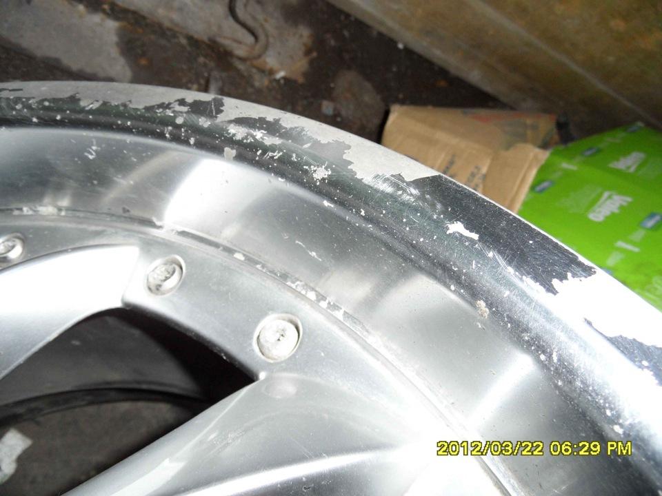 сверловка колесных дисков тойота королла