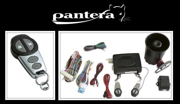простая Pantera CLK — 355.