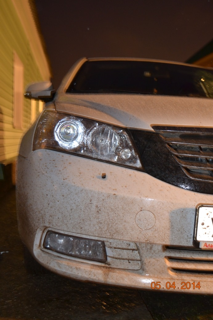 Geely emgrand fe 2 фото