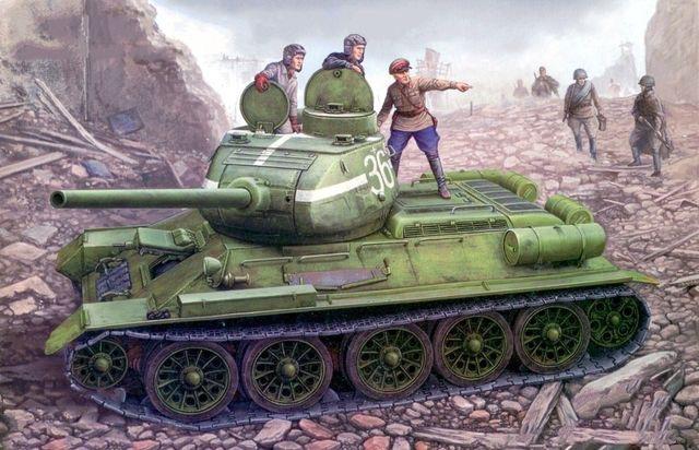 На поле танки грохотали! — DRIVE2