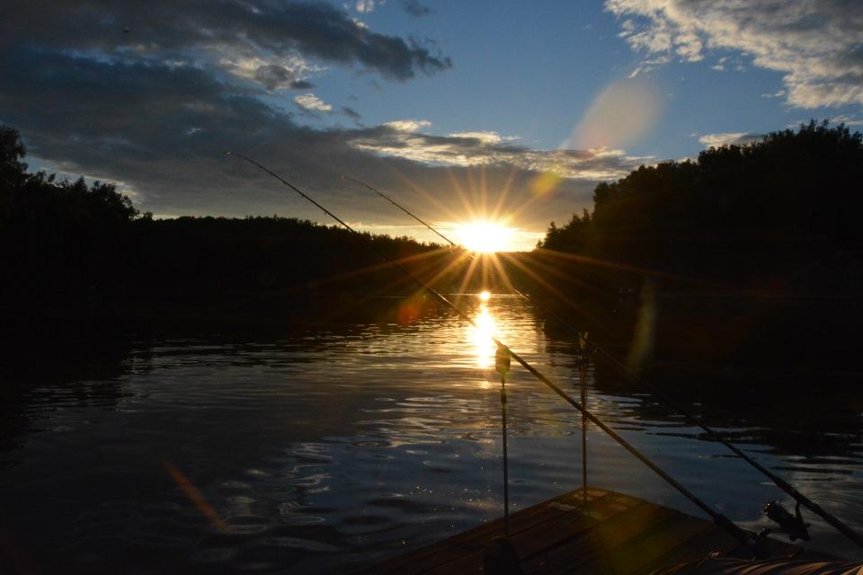 картинки рыбалки ночью самого раннего возраста