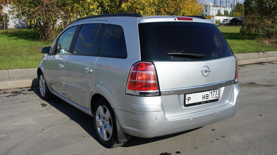 Ремонт штатного заднего парктроника, часть 2 (не последняя) — logbook Opel Zafira on DRIVE2