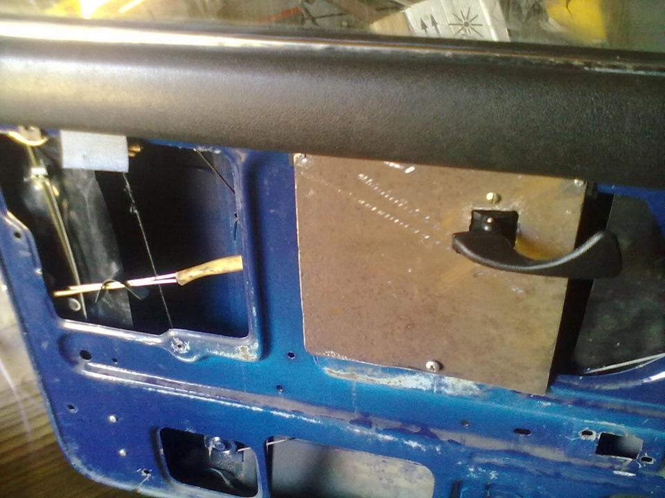 Как сделать чтобы дверь на ваз 2107 закрывалась мягче 419