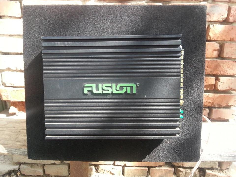 усилитель fusion fp-804