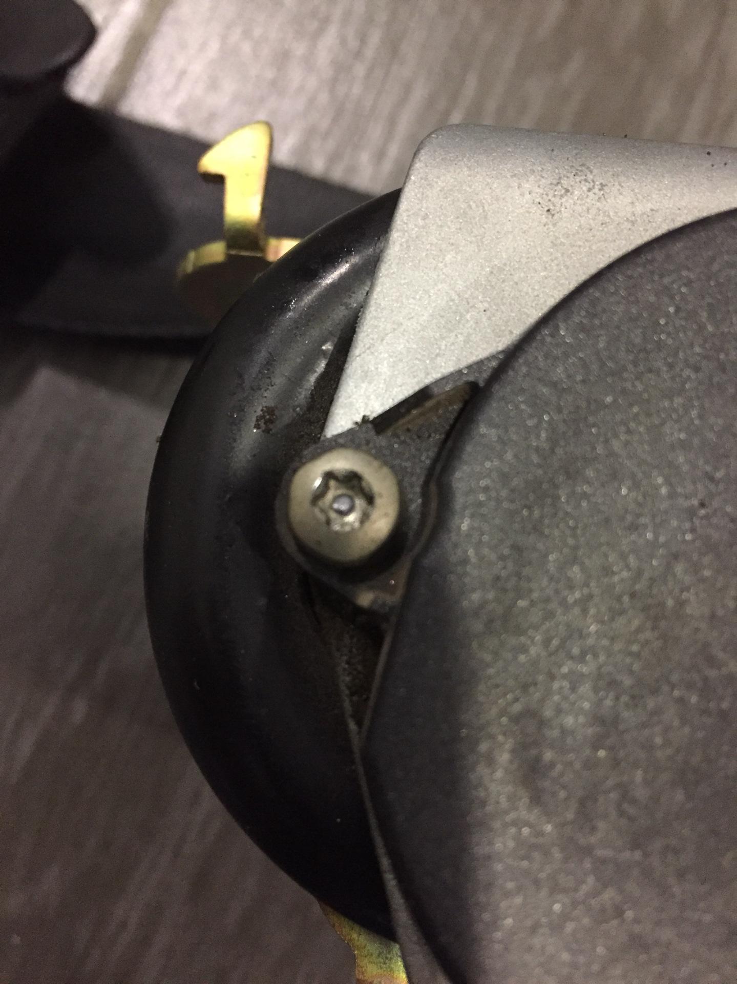 Как сделать пружину ремня безопасности