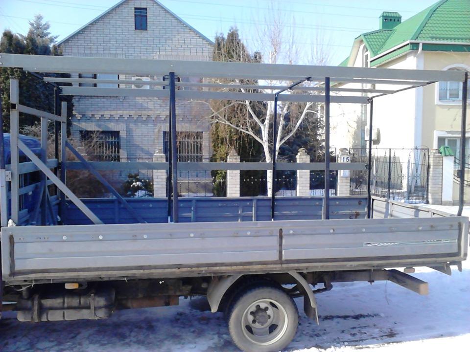 Бортовой кузов своими руками фото 588