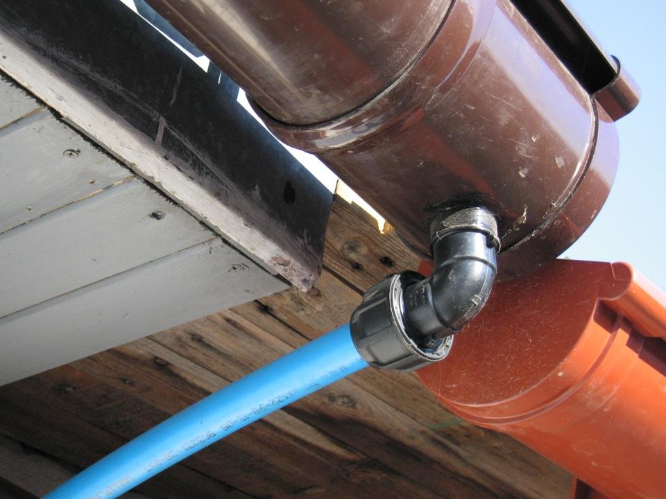 Как сделать водосток в гараже своими руками 97