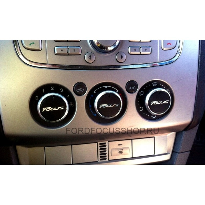 ручки кондиционера ford focus 2