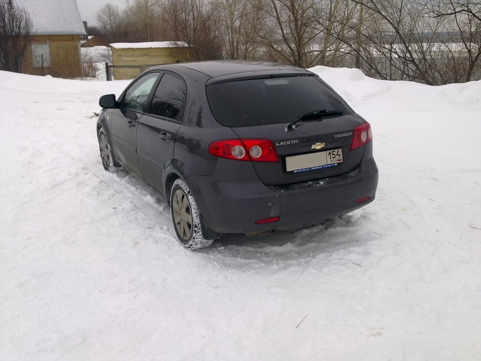 chevrolet lacetti порвался тормозной шланг