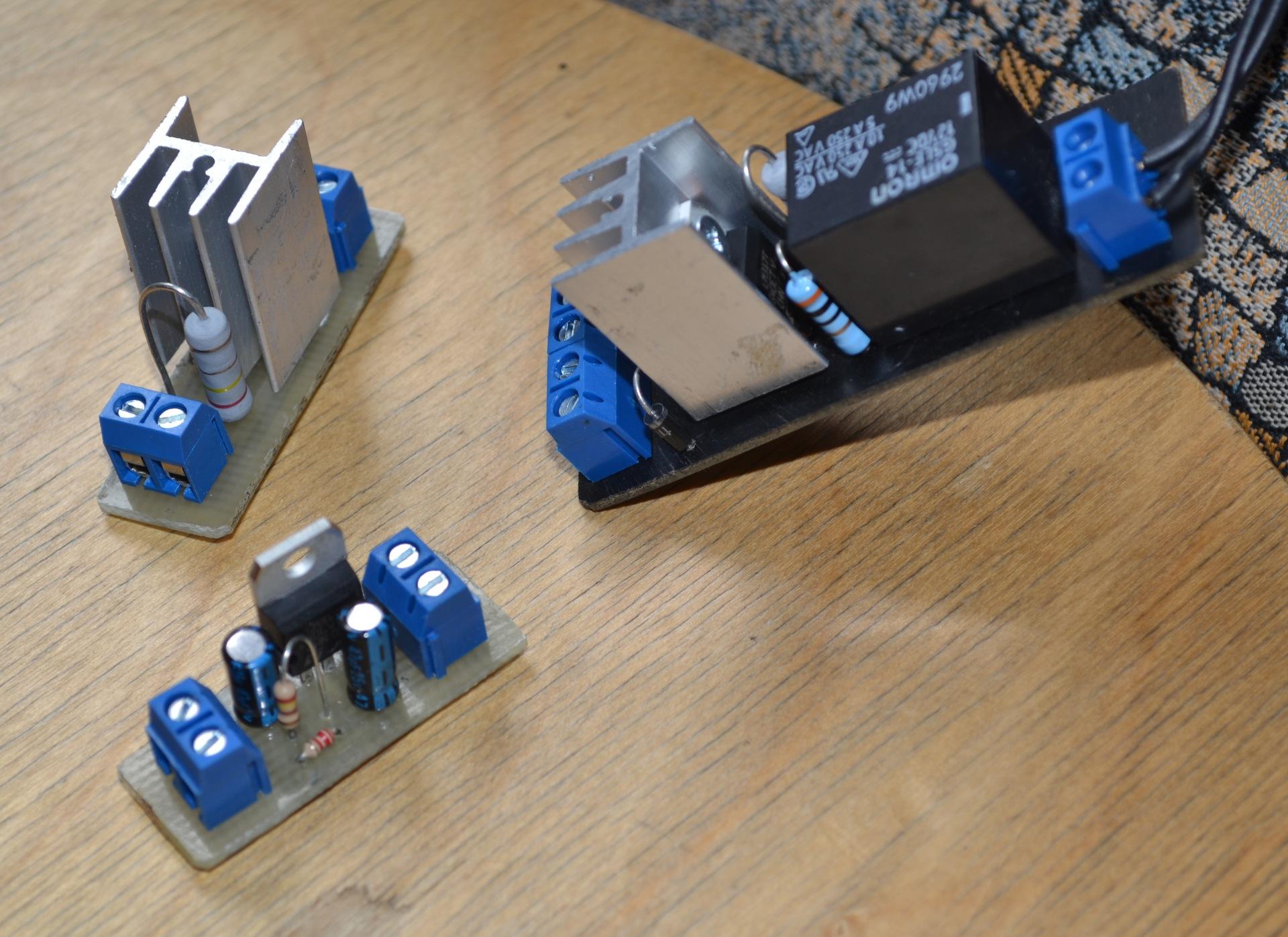 светодиоды в машине стабилизатор схема