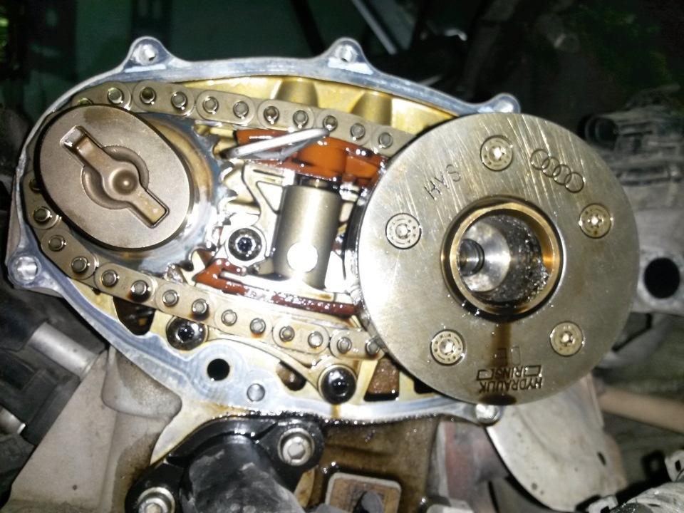 фольксваген пассат б6 1,8 цепь или ремень