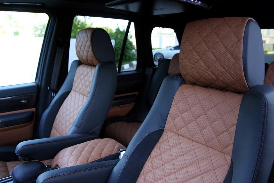 Обшиваем сиденья - Перетяжка и обшивка салона автомобиля кожей по низким